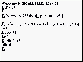 Smalltalk-72